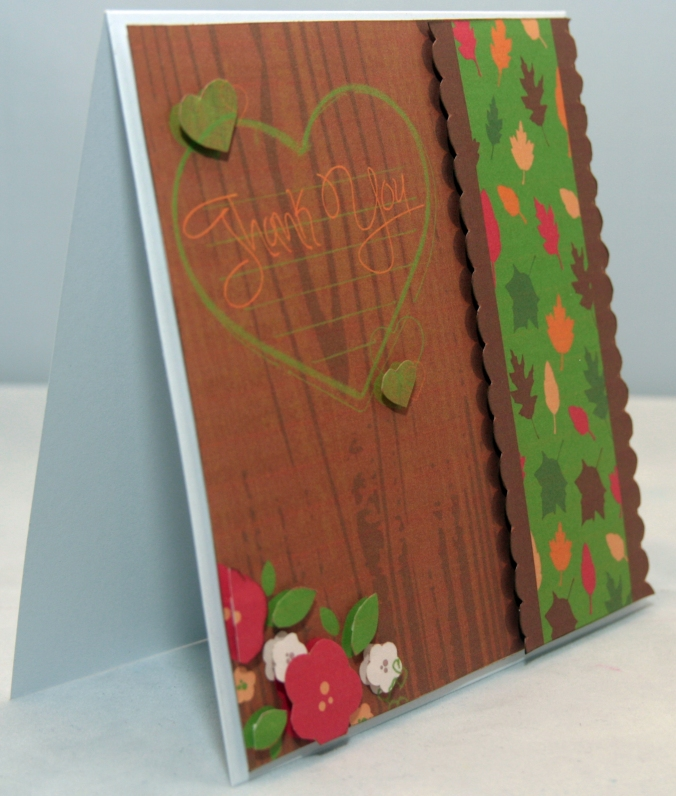 card 1 side view
