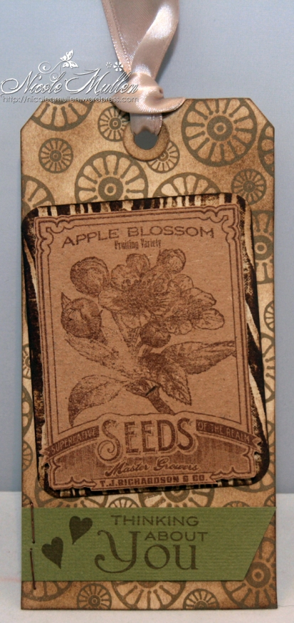 apple seed tag