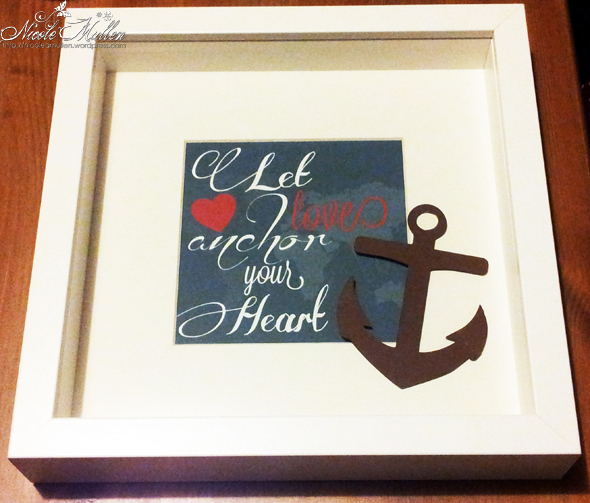 anchor frame small