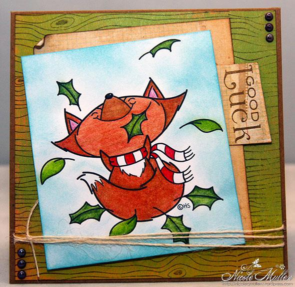 cute fox 2