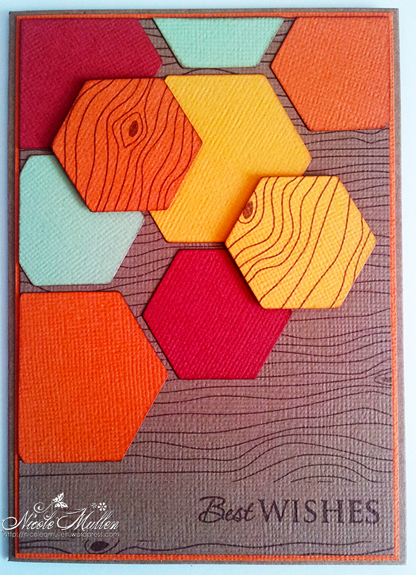 papermill autumn card